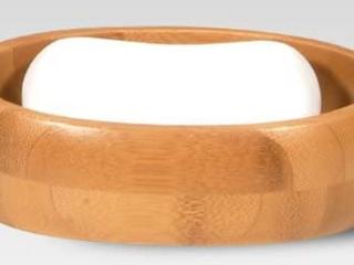 Creative Home Bamboo Soap Dish