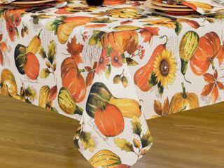 Elrene Grateful Season 60  x 144  Tablecloth