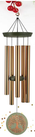 Deep Tone Outdoor Wind Chimes   36