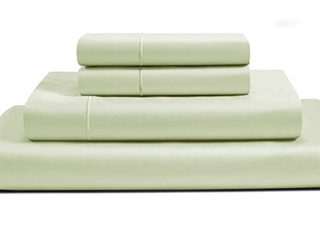 Chateau  800 Thread Count MINT Green Queen Sheet Set