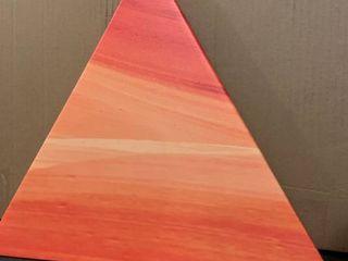 Designart Antelope Canyon   Orange Wall Art Collage