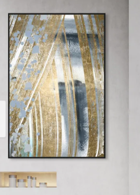 Oliver Gal   Chosen One   Abstract Wall Art   24 x 36