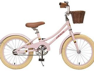 ACEGER Girls Bike with Basket for Kids  14 inch with Training Wheels  16 inch with Training Wheels and Kickstand  20 inch with Kickstand
