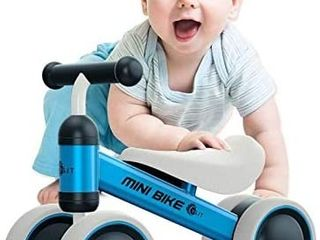 Baby Balance Bikes Bicycle Baby Walker Rides Toys for 10 24 Month Boys Girls Baby s First Bike Gift