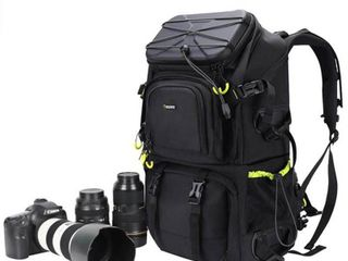 Endurax large Camera DSlR SlR Backpack for Outdoor Hiking Trekking with 15 6 laptop Compartment