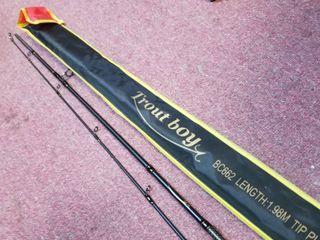 Trout Boy BC662 Fishing Rod