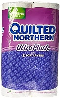 Quilted Northern Ultra Plush Supreme Toilet Paper 8 Count