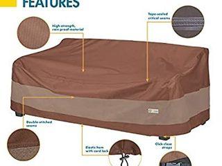 Waterproof 72 Inch Patio Sofa Cover