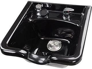 AW Shampoo Bowl Hair Sink with Gel Neck Rest