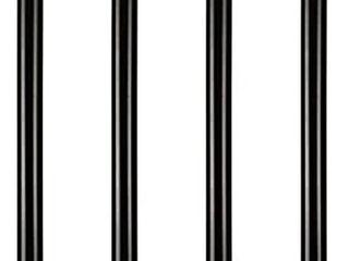 20 inch Adjustable Tall Metal Desk legs  Office Table Furniture leg Set  Set of 4