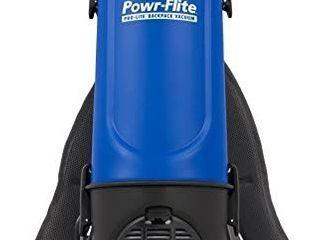 Powr Flite BP4S Pro lite Backpack Vacuum