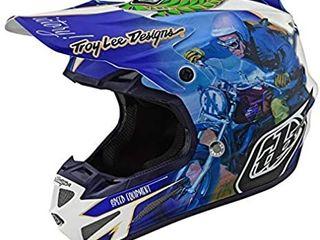 Troy lee Designs Adult Offroad Motocross Malcolm Smith Helmet