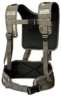 Tactical Harness Battle Belt load Bearing H Harness Patrol Belt