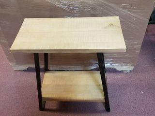 Media Table Espresso Pre Built