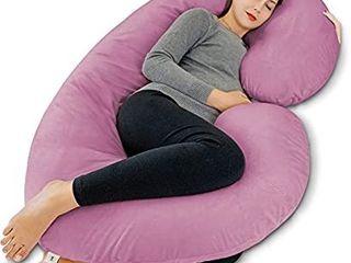 INSEN Pregnancy Body Pillow Full Body Pillow C Shaped Full Body Pillow
