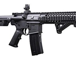 DPMS Full Auto SBR CO2 Powered BB Air Rifle with Dual Action Capability