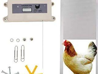 Sanlan Automatic Chicken Coop Door