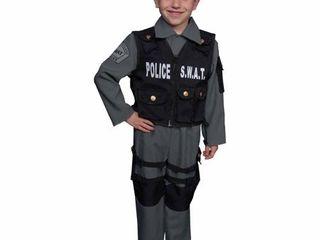 S W A T  Child Halloween Costume