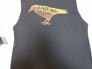 Counting crows 25 tank top  Medium