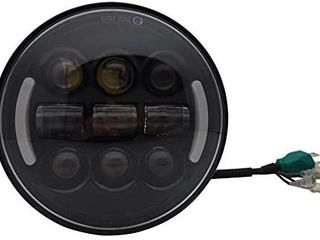 7 Inch led Headlights with 7 inch Housing Bucket