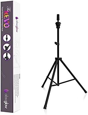 The Revo Wig Mannequin Head Tripod Stand with Carry Bag for Cosmetology