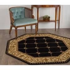 Alise Soho Traditional Border Area Rug
