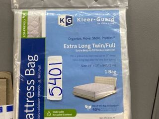 Kleer Guard Extra long Twin Full Mattress Bag