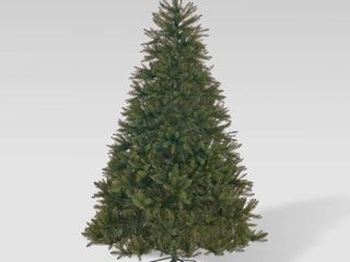 7 5ft Fraser Fir Hinged Unlit Faux Tree