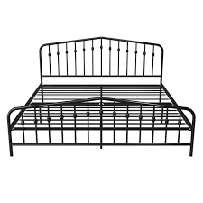 The Gray Barn latigo Metal Platform Bed   King Retail 313 99