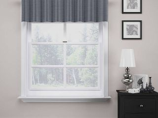 Eclipse Bryson Blackout Window Valance   52x18