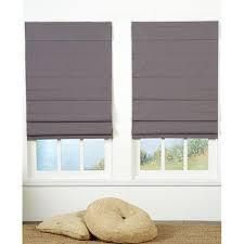 Roman Cellular Shade Gray 27 x 72