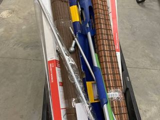 Miscellaneous Blinds  Roman Shades  Rods and More