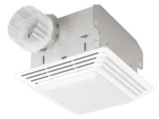50 CFM Ventilation Fan w  light 2 5 Sones