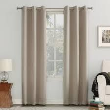 Pearl Blackout Grommet Curtain Panel