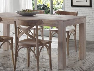 Driftwood Montauk Dining Table