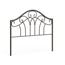 Copper Grove Angevine Brown Headboard   King