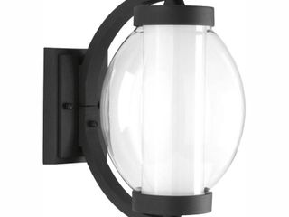 Ellipsis Collection One light lED Wall lantern