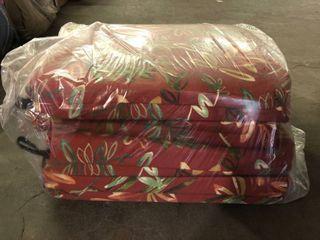 Blazing Needles 20  Indoor Outdoor Cushions Set Of 4