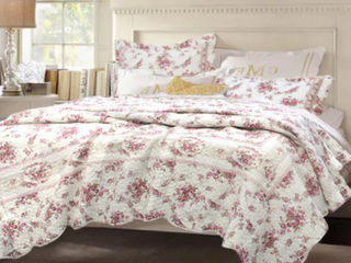 The Grey Barn Ravens Way Vitage Rose 3 Piece Queen