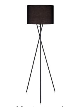Versanora   Cara Tripod Floor lamp