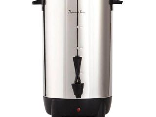 Continental Electric 30 Cup large Stainless Coffee Urn