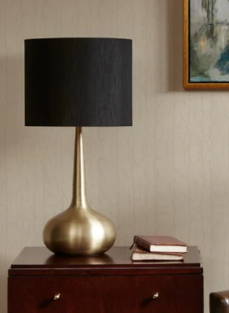 Spire Table lamp by Hampton Hill Gold
