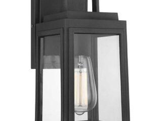 Progress lighting P560174 Black Grandbury 12  Tall Outdoor Wall Sconce