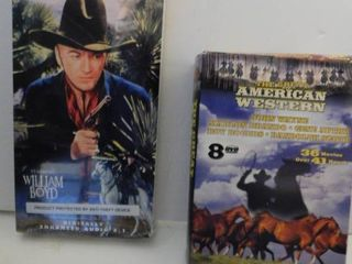 DVD Sets  2 ea