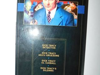Dick Tracy DVD Set  4 ea