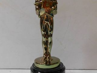 Oscar Type Gold Statue