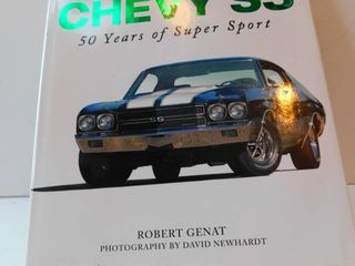 Book on Chevy Super Sport
