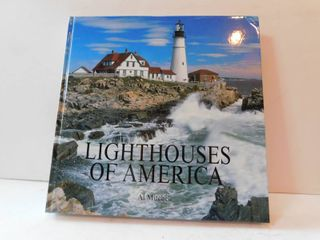 Book on lighthouses