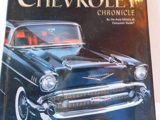 Book on Chevrolet