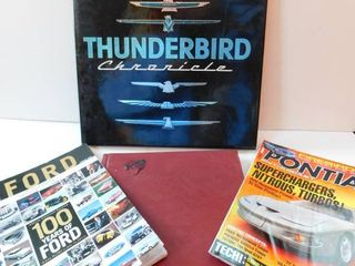 Books on Thunderbird and Ford